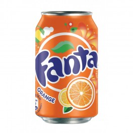 Fanta Orange 33cl